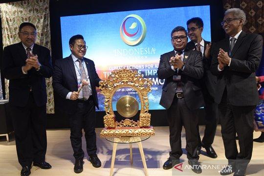 Muhaimin buka Paviliun Indonesia pada COP 25 di Madrid