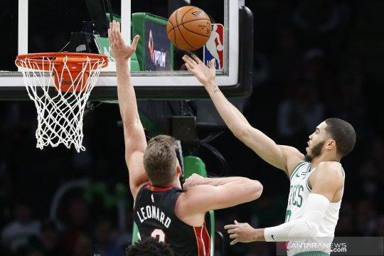 NBA : Boston Celtics vs Miami Heat