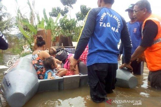 Masyarakat Singkawang diimbau lakukan evakuasi guna menghindari banjir