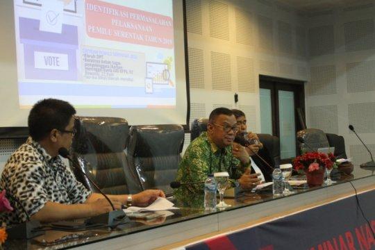 Bawaslu-Unhas gelar seminar nasional bahas evaluasi Pemilu 2019