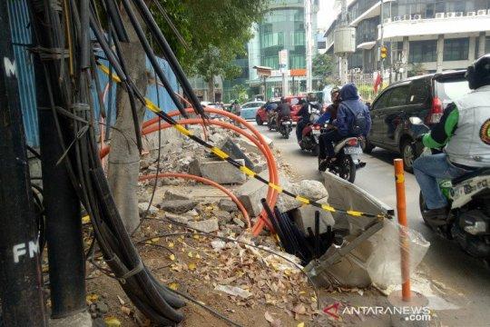 DPRD DKI khawatir harga sewa jaringan utilitas bebani masyarakat