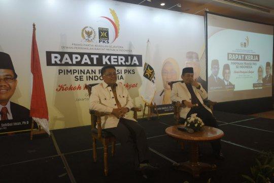 PKS: Tidak fair menilai kinerja presiden yang baru saja bekerja