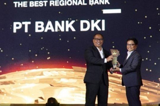 Bank DKI jadi Bank Pembangunan Daerah terbaik versi CNBC
