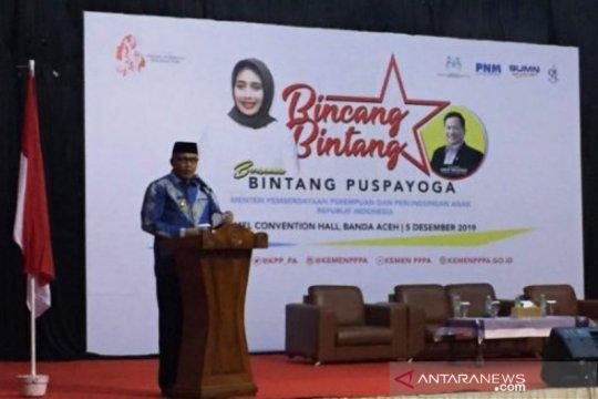 Gubernur Aceh dukung munculnya saudagar dari kalangan perempuan