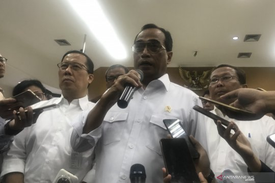 Menhub pusatkan penerbangan umroh di Bandara Kertajati