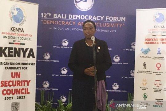 Di BDF ke-12, Kenya cari dukungan sebagai anggota tidak tetap DK PBB