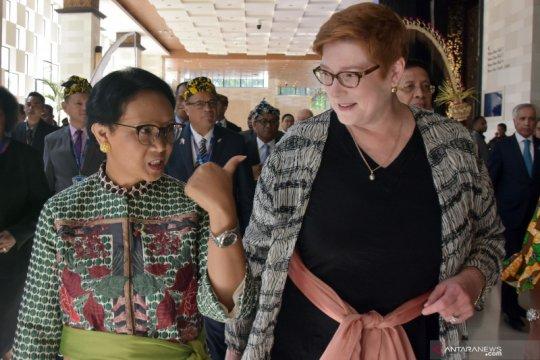 Menlu, Menhan Indonesia dan Australia akan adakan pertemuan '2+2'
