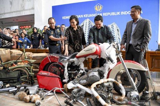 Dirjen Bea Cukai sebut kasus Harley di Garuda masuk tahap penyidikan