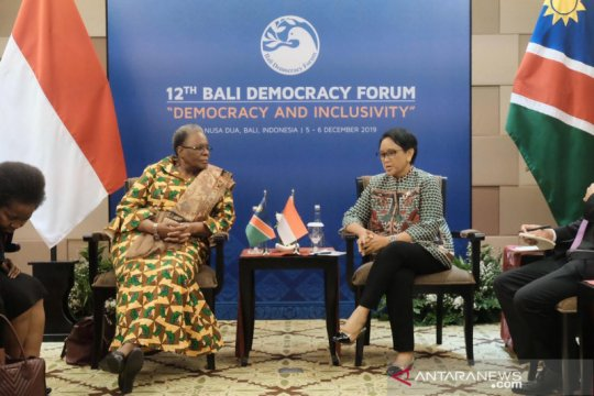 Namibia undang Indonesia dalam peluncuran pusat pemberdayaan perempuan