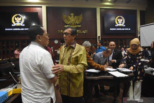 Baleg-Pemerintah setujui 50 RUU masuk Prolegnas 2020