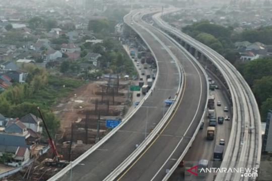 Menyongsong hadirnya Jembatan Layang Jakarta-Cikampek
