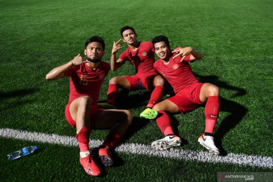 Saddil Ramdani optimistis timnas bisa juara di SEA Games 2021