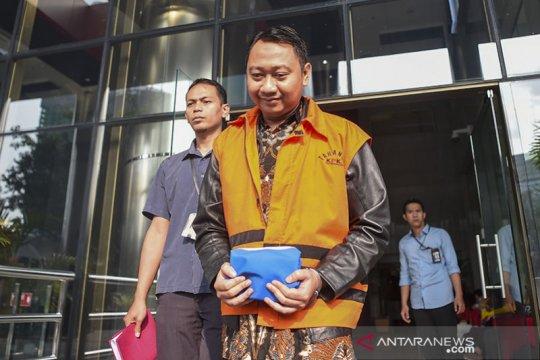KPK perpanjang penahanan Bupati Lampung Utara nonaktif