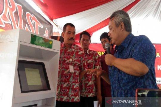 Boyolali luncurkan mesin layanan Administrasi Desa Mandiri