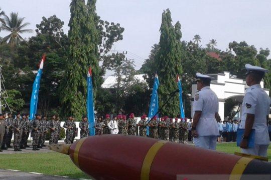 Lantamal VIII Manado peringati Hari Armada RI