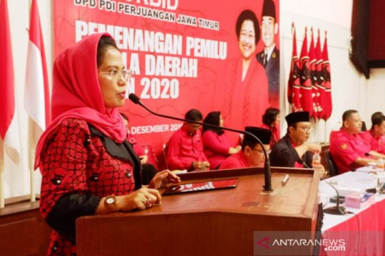 PDIP Jatim bertekad memenangkan 15 pilkada tahun 2020