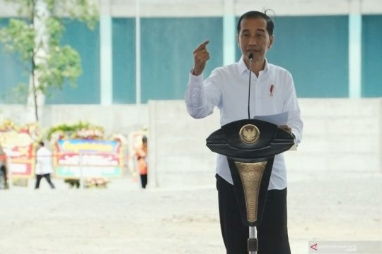 Presiden ingin investasi produk substitusi impor meningkat
