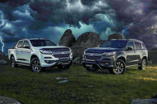 Holden Colorado dan Trailblazer Storm hadir untuk pasar Australia