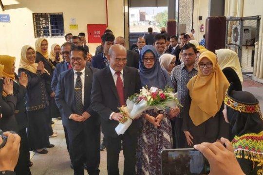 Menko PMK resmikan gedung baru Sekolah Indonesia Jeddah