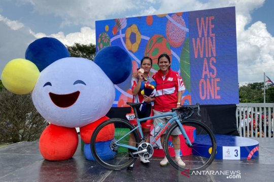 Kecerdikan Ayustina berbuah medali untuk Indonesia