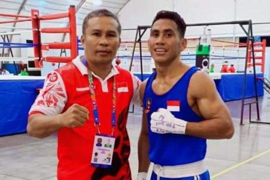 Dua petinju Indonesia lolos ke final SEA Games 2019