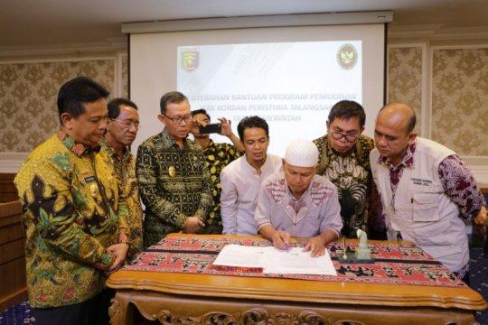 Lampung sambut baik rehabilitasi psikososial korban Talangsari