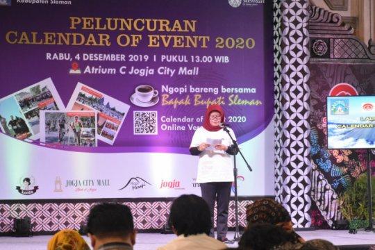 """Dinas Pariwisata Sleman luncurkan """"Calendar of Event 2020"""""""