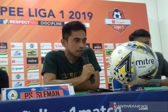PSS Sleman siap kerahkan kekuatan penuh hadapi Persib Bandung
