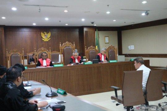 Pengusaha didakwa suap Gubernur Kepri sekitar Rp56 juta