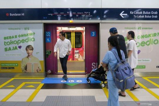 Joint venture KAI-MRT diyakini bisa beroperasi awal 2020
