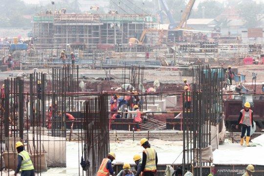 Progres konstruksi PLTGU Jawa 1 capai 94,5 persen