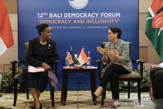 Indonesia dorong peningkatan kerja sama ekonomi konkret dengan Kenya