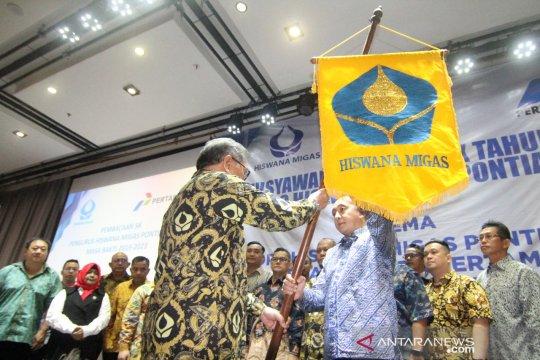 Penetapan Ketua dan Sekretaris DPC Hiswana Migas Kota Pontianak periode 2019-2023
