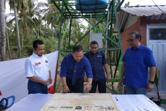 Serikat Pekerja Astra beri bantuan sumur wakaf ACT di Lombok