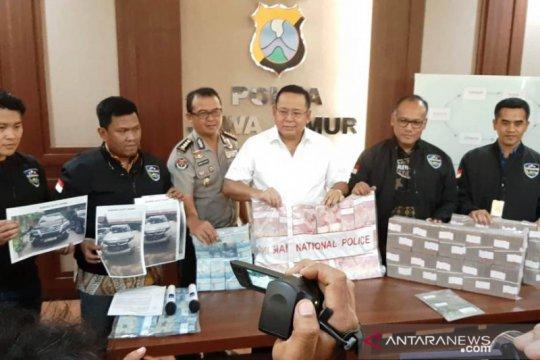 Polisi temukan aliran dana Rp2,6 miliar kasus pembobolan kartu kredit