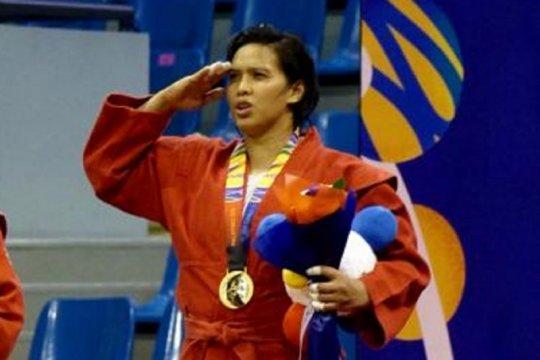Judo dan Sambo masing-masing sumbang dua emas untuk  Indonesia