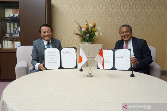 BI - Kementerian Keuangan Jepang perkuat kerja sama mata uang lokal