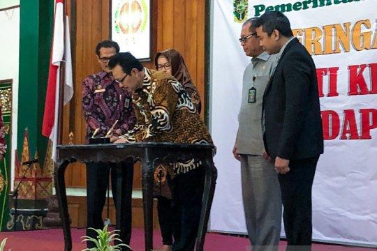 Peradi-Pemkot Yogyakarta lanjutkan kerja sama bantu korban KDRT