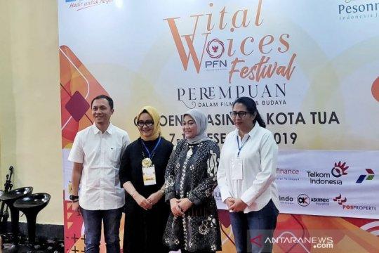 Vital Voices Festival 2019 resmi dibuka di Gedoeng Jasindo