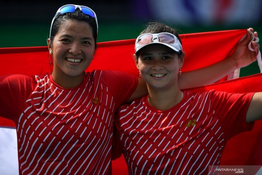 Beatrice/Jessy terkejut akhiri 14 tahun paceklik emas SEA Games