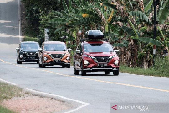 Jelajah destinasi wisata calon ibu kota bersama All New Nissan Livina