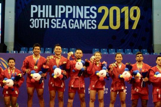 Cabang beladiri tumpuan Indonesia untuk kembali dulang emas SEA Games
