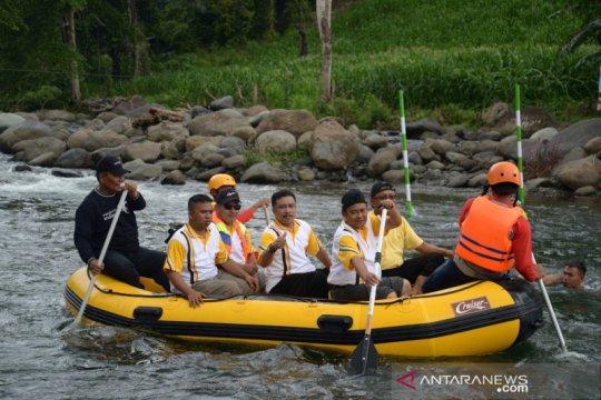 Gorontalo Utara gelar kejuaraan arung jeram Papualangi