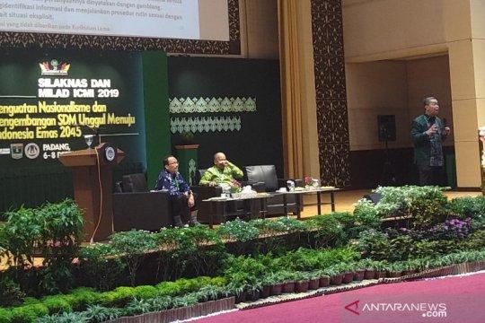 Mendikbud Nadiem batal isi pleno IV Silaknas ICMI 2019