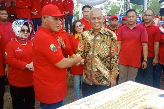 Lampung Selatan bangun 90 ribu jamban untuk capai bebas BABS