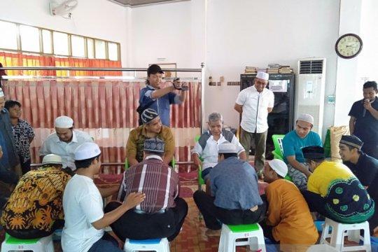 Tuna netra di Kalsel dilatih keterampilan pijat refleksi Muhammadiyah