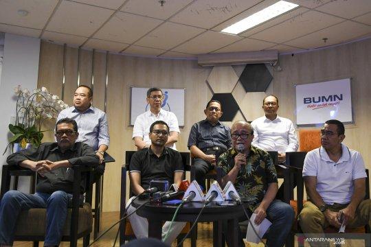 Keterangan Dewan Komisaris Garuda Indonesia