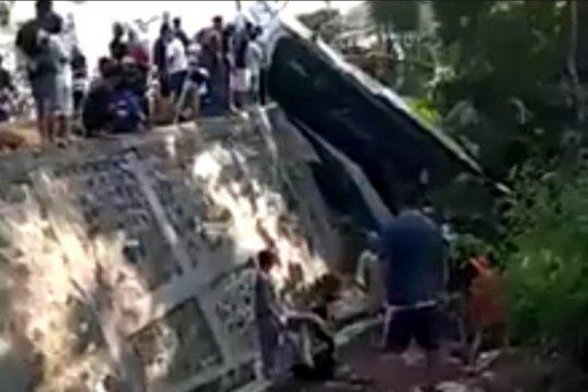 Jasa Raharja bayar santunan korban kecelakaan bus rombongan guru TK