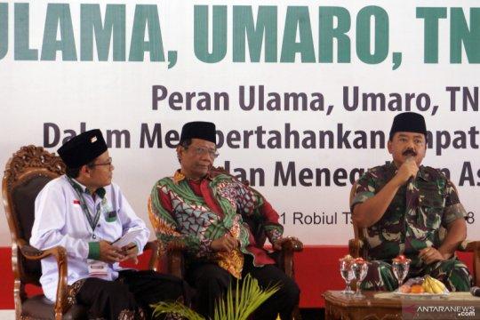 Silahturahmi Ulama,  Umaro, dan TNI Polri