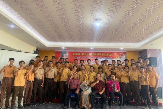 Anggota MPR ajak mahasiswa jaga persatuan untuk Indonesia maju